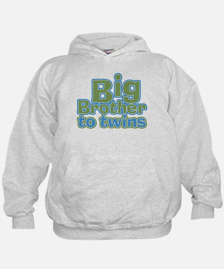 Big Brother to Twins Hoody