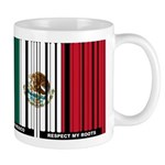 Respect My Roots - Mexico Mug