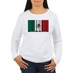 Respect My Roots - Mexico Women's Long Sleeve