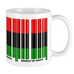 Respect My Roots - African American Mug