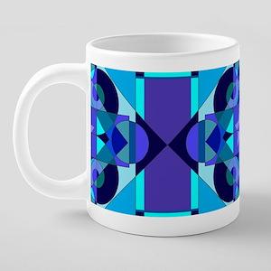 bluestarmug 20 oz Ceramic Mega Mug