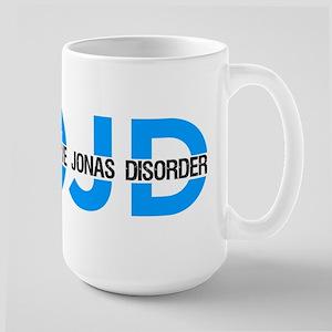 OJD: Obessive Jonas Disorder Large Mug