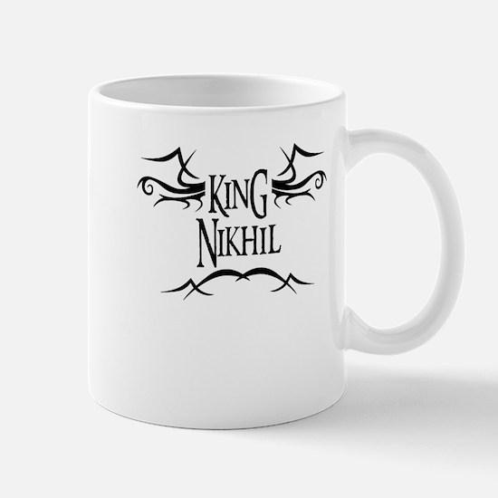 King Nikhil Mug