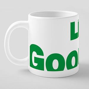Lil Goomba plain 20 oz Ceramic Mega Mug