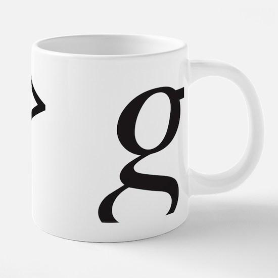 rg 20 oz Ceramic Mega Mug