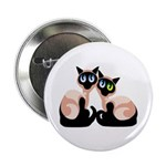 "Siamese Twins 2.25"" Button (100 pack)"