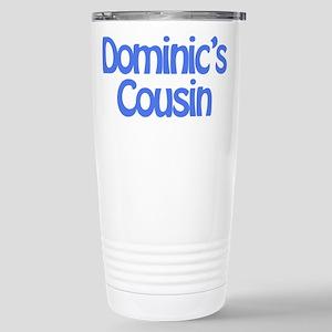 Dominic's Cousin Stainless Steel Travel Mug