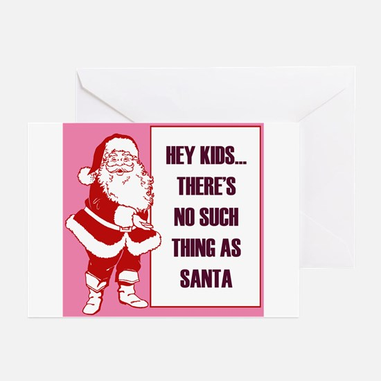 no such thing as sa Greeting Cards (Pk of 10)