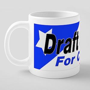 draft 20 oz Ceramic Mega Mug