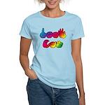 DEAF CAN Rainbow Women's Light T-Shirt