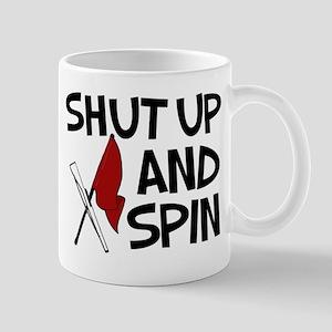 SHUTUPSPIN Mugs