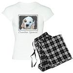 Clumber Spaniel Women's Light Pajamas