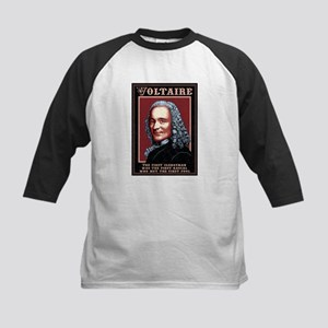Voltaire -The First Kids Baseball Jersey