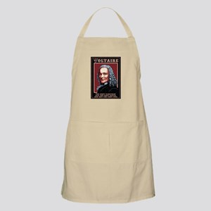 Voltaire -The First BBQ Apron