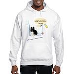 Bar Down Hooded Sweatshirt