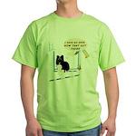 Bar Down Green T-Shirt