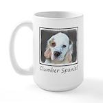 Clumber Spaniel Large Mug