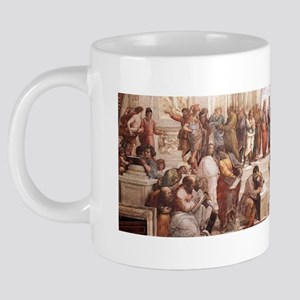 School of Athens 20 oz Ceramic Mega Mug