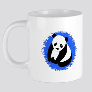 PANDA BEAR mugs 20 oz Ceramic Mega Mug