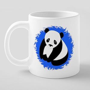 PANDA BEAR mugs.jpg 20 oz Ceramic Mega Mug