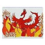 Mythical Wall Calendar