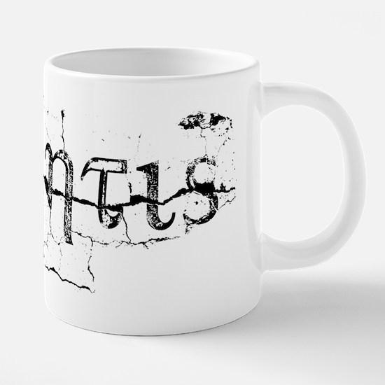 cap atlantis.png 20 oz Ceramic Mega Mug