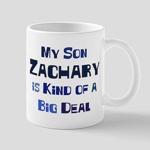 My Son Zachary Mug