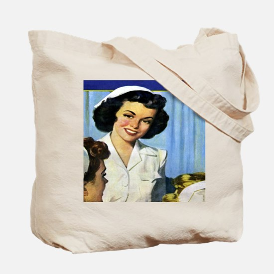 Doctors Nurse Tote Bag