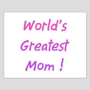 World's Greatest Mom 2 Small Poster