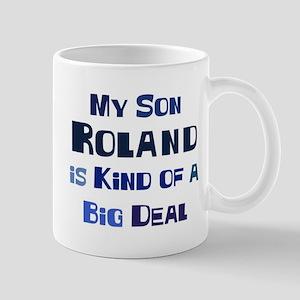 My Son Roland Mug