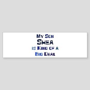 My Son Shea Bumper Sticker