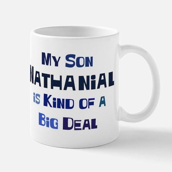My Son Nathanial Mug