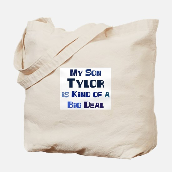 My Son Tylor Tote Bag