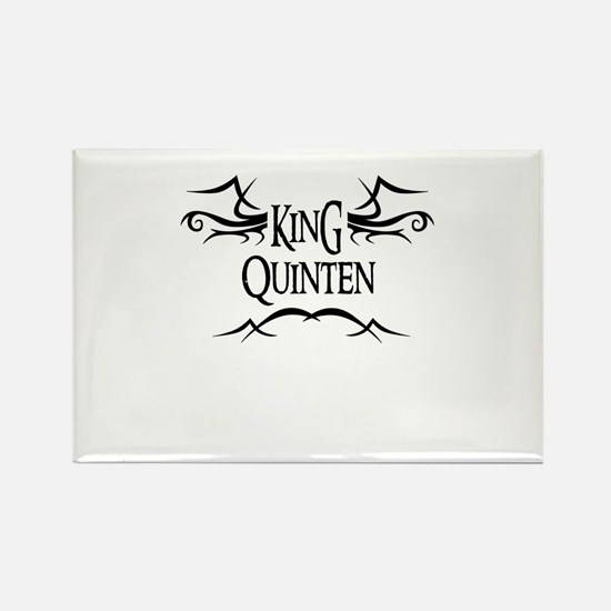 King Quinten Rectangle Magnet
