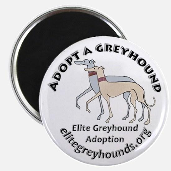 Elite Greyhound Adoption Magnet