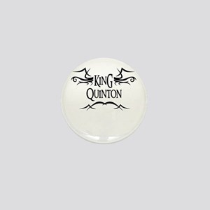 King Quinton Mini Button