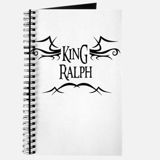 King Ralph Journal