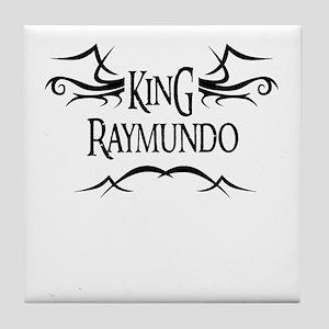 King Raymundo Tile Coaster