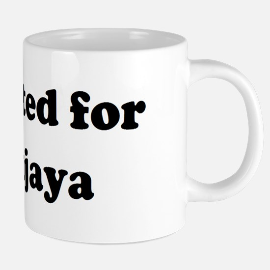 Vote for Sanjaya.JPG 20 oz Ceramic Mega Mug