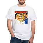 Department Store Nurse White T-Shirt