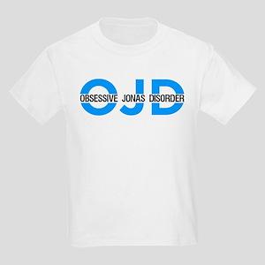 OJD: Obessive Jonas Disorder Kids Light T-Shirt