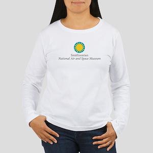 Air & Space Museum Women's Long Sleeve T-Shirt