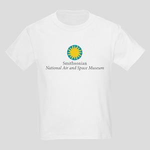 Air & Space Museum Kids Light T-Shirt