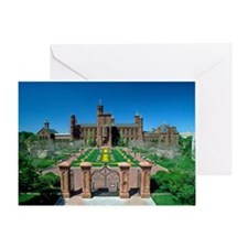 The Castle Greeting Card
