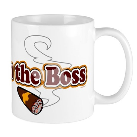 I am the Boss Mug
