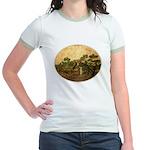 Van Gogh's Women Jr. Ringer T-Shirt