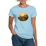 Van Gogh's Women Women's Light T-Shirt