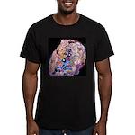 Klimt's The Virgin Men's Fitted T-Shirt (dark)