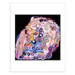 Klimt's The Virgin Small Poster