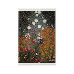 Klimt's Garden Magnet